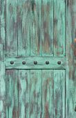 stock photo of home addition  - interesting detail of a Grunged wooden door background - JPG