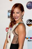 LOS ANGELES - DEC 4:  Amy Paffrath at the Junior Hollywood Radio & Television 2013 Society Holiday P