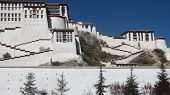 Potala Palace, Tibet, Lhasa, 2013