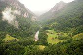 Tara River Canyon (Montenegro ) poster