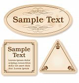 Antique Labels 2