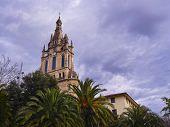 Basilica Of Begona In Bilbao