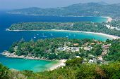 Bird Eye View Of Phuket, Thailand