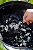 Lighting A Matchstick, Burn Up A Coal