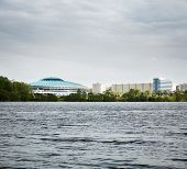 Chizhovka Arena In Minsk, Belarus