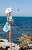 Pregnancy And Rest On The Sea