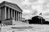 Supreme Court Building, Washington D.C. United States of America