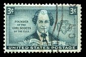 Juliette Low Us Postage Stamp