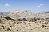 Landscape Jebel Shams