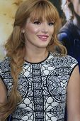 LOS ANGELES - AUG 12:  Bella Thorne at the