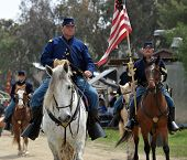 Union Cavalry Soldiers