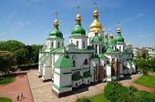 St. Sophia Cathedral in Kiev Ukraine