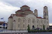 Greek church Agioi Anargyroi