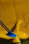 Sporting biplane aircraft details 2
