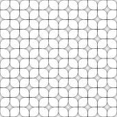 Seamlessly cross pattern background.