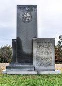 Florida Monument, Gettysburg, Pa
