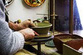 Manufacturing Pottery In The Old Stile