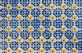 Portuguese Glazed Tiles 129