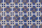 Portuguese Glazed Tiles 114
