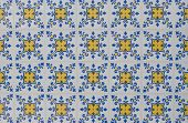 Portuguese Glazed Tiles 106