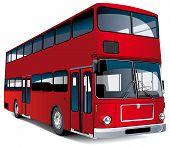 European Double-dacker Bus