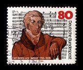 Briefmarke.