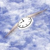 Seamless Time Flying Pattern
