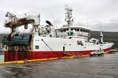 Iceland - Fishing Ship