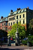 Boston Public Garden..