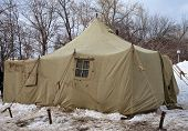 The Army Expedition Tents