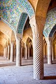 picture of shiraz  - Vakil Mosque - JPG