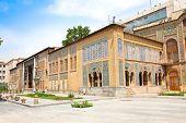 stock photo of tehran  - Golestan  palace - JPG