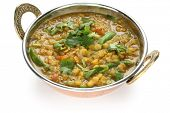 stock photo of kadai  - tarka dal  - JPG