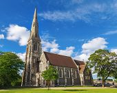 St. Albans Anglican Church, Locally Often Referred To Simply As The English Church, Is An Anglican  poster