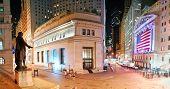 Nova Iorque - 8 de agosto: Wall Street, uma metonímia para