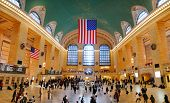 NEW YORK CITY, NY - AUG 8: Grand Central is the second busiest station of the New York City Subway s