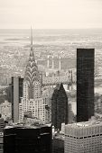 NEW YORK CITY, NY, USA - MAR 30: Chrysler Building on March 30, 2011 in Manhattan, New York City. Chrysler Building was designed by architect William Van Alena as Art Deco architecture.