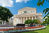 The Bolshoi Theatre
