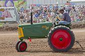 Oliver Row Crop 66 Tractor