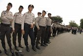 Security on Indonesian Independence Day