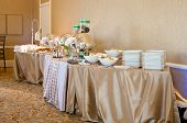 Upscale Event Buffet