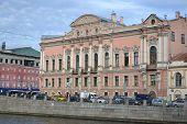 Beloselsky-Belozersky Palace in St.Petersburg