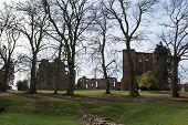Kenilworth Castle Ruins, Warwickshire, UK poster