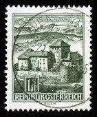 Schatten Burg, Feldkirch, Vorarlberg in Österreich