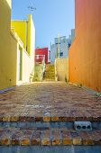 Bo Kaap, Cape Town 076-alley