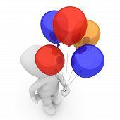 Ballons-3D