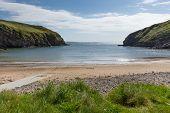 Nolton Haven beach Pembrokeshire Wales