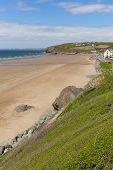 Broad Haven Pembrokeshire Wales UK