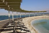 The Dead Sea is the only place in the world with this particular combination of exclusive spa benefi
