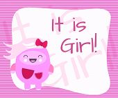 It is girl!